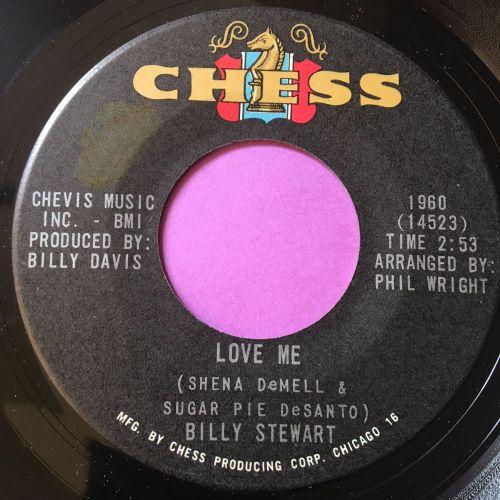 Billy Stewart-Love me-Chess E+