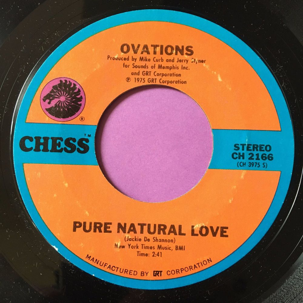 Ovations-Pure natural love-Chess E+