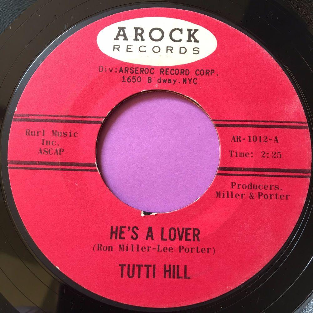 Tutti Hill-He's a lover-Arock E+