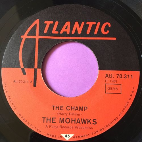 Mohawks-The champ-German Atlantic vg+