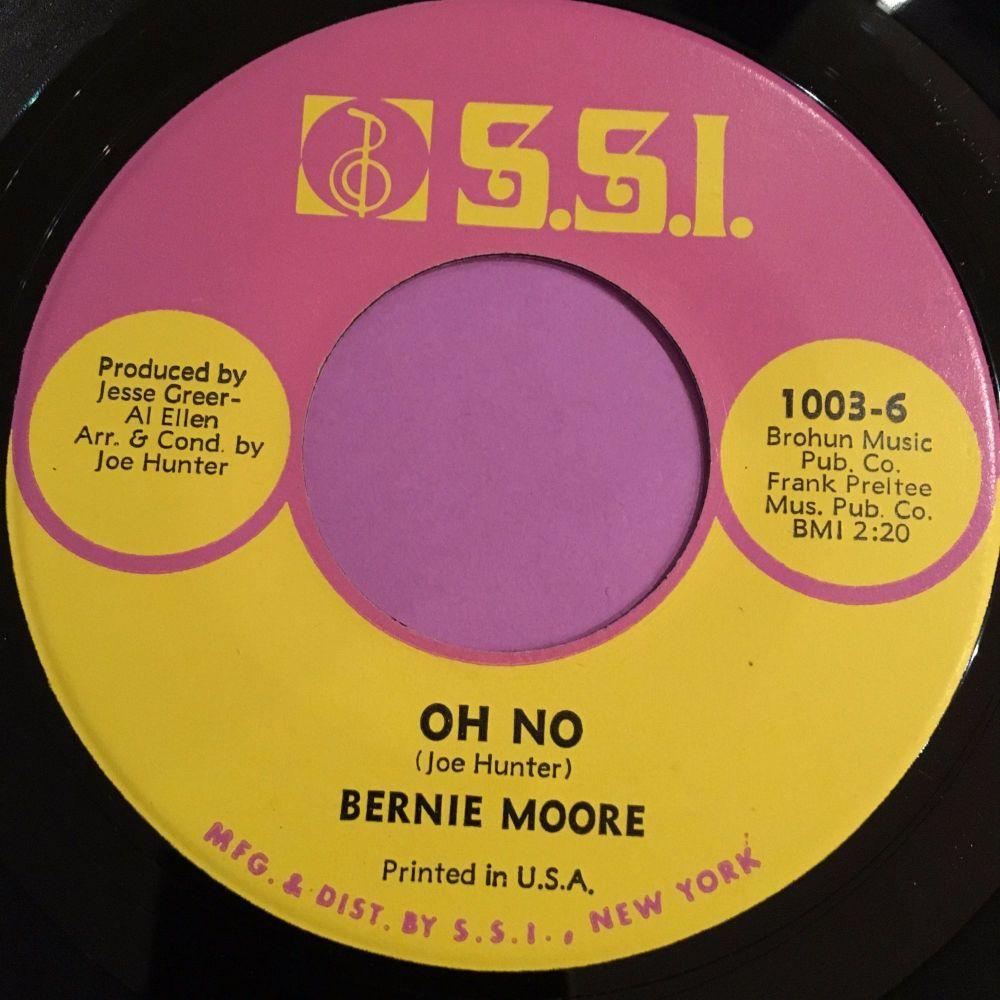 Bernie Moore-Oh No-SSI E+