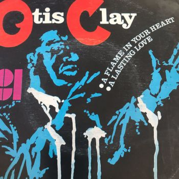 Otis Clay-A flame in your heart-Spanish  Espectra PS E