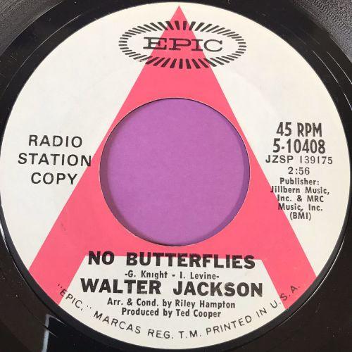 Walter Jackson-No butterflies-Okeh WD E+