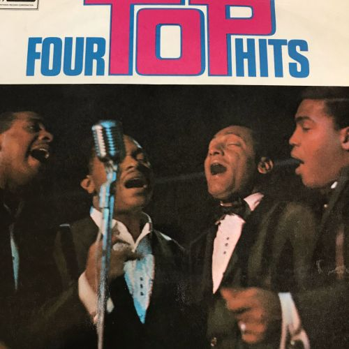 Four Tops-EP TME 2018 E+