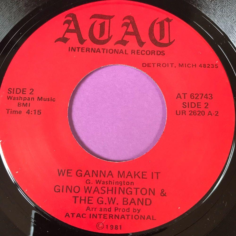 Gino Washington-We ganna make it-Atac E+
