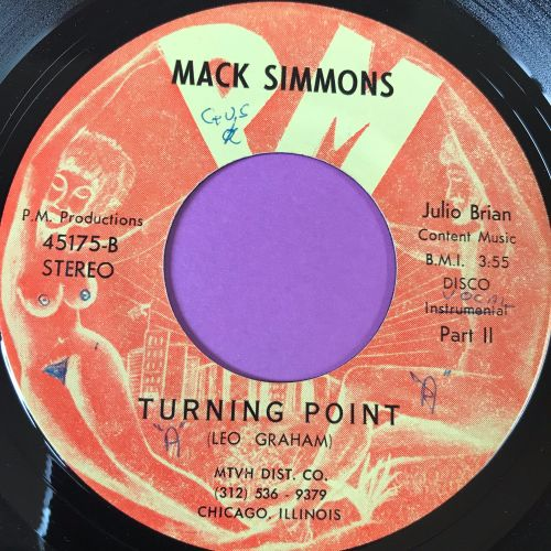 Mack Simmons-Turning point-PM wol E+