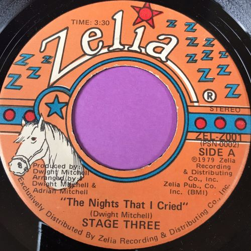 Stage Three-The nights that I cried-Zelia E+