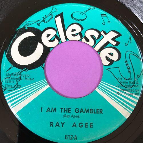 Ray Agee-I am the gambler-Celeste E+