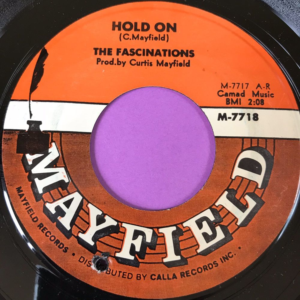 Fascinations-Hold on-Mayfield E+