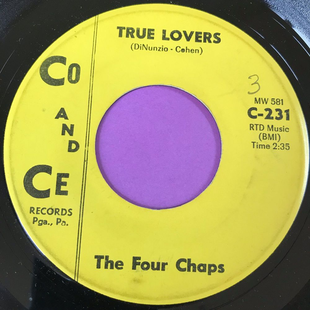 Four Chaps-True lovers-Co and Ce E