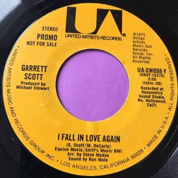 Garrett Scott-I fall in love again-UA Demo E+