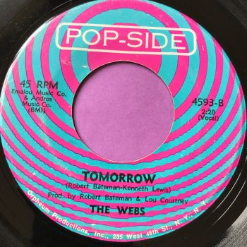 Webs-Tomorrow/ This thing called love-Popside E+