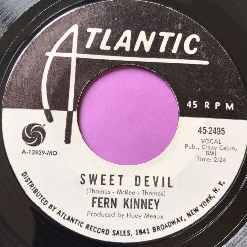 Fern Kinney-Sweet devil-Atlantic  WD E+