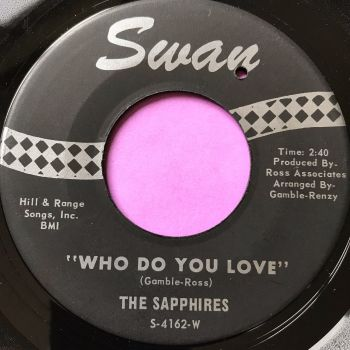 Sapphires-Who do you love-Swan E+