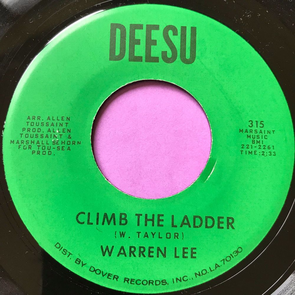 Warren Lee- Climb the ladder-Deesu E+