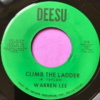 Warren Lee- Climb the ladder-Deesu E+