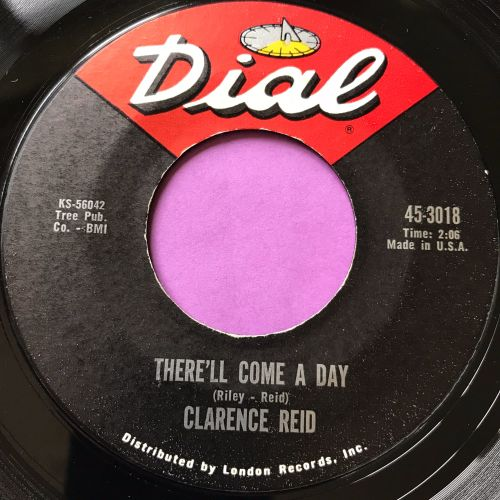 Clarence Reid-There'll come a day-Dial E+