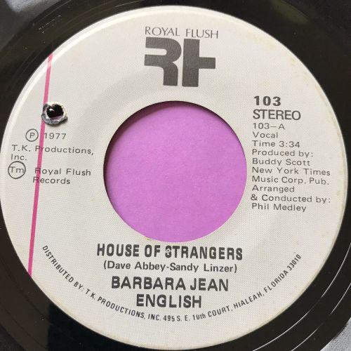 Barbara Jean English-House of strangers-Royal flush E+