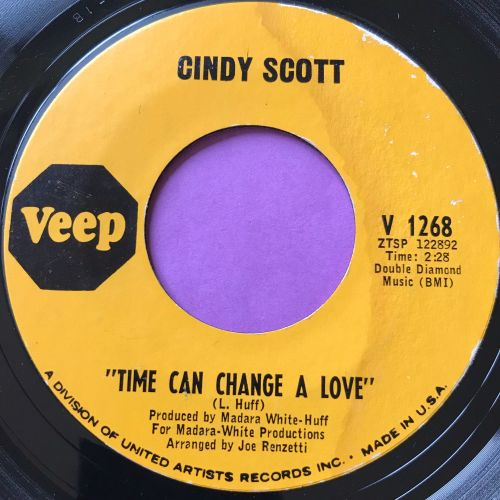 Cindy Scott-Time can change a love-Veep E+