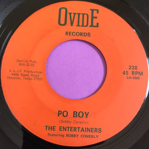 Entertainers-Po Boy-Ovide E