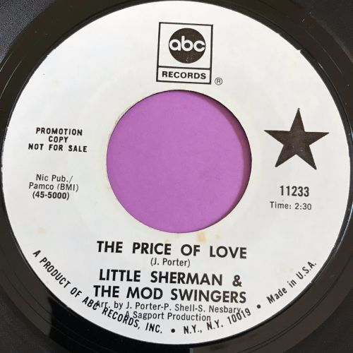Little Sherman-The price of love-ABC WD E+