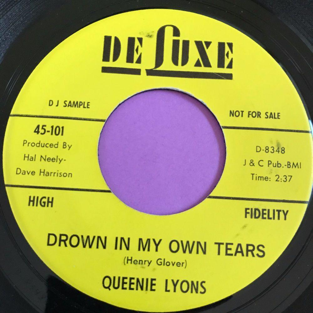 Queenie Lyons-Drown in my own tears-DeLuxe Demo E+