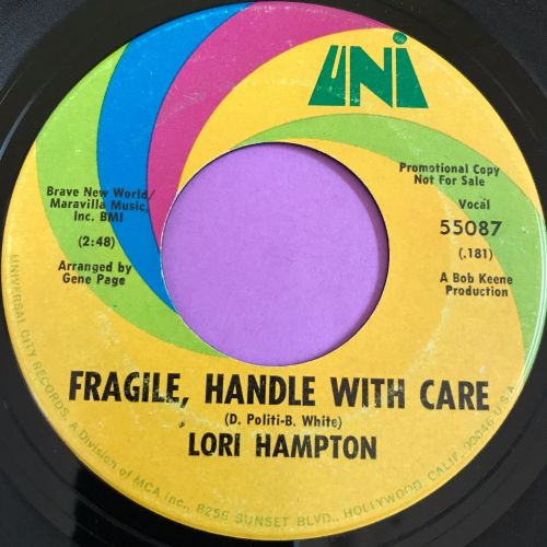 Lori Hampton-Fragile handle with care-Uni E