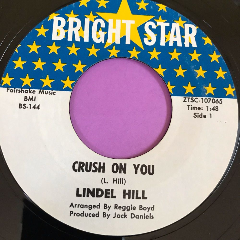 Lindell Hill-Crush on you-Bright star E+
