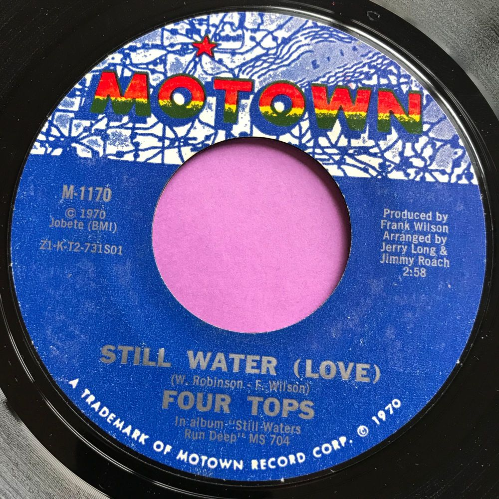 Four Tops-Still water (love)-Motown E+