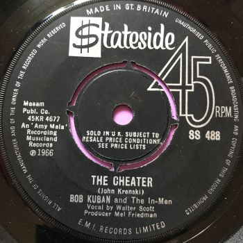 Bob Kuban-The Cheater-UK Stateside E+