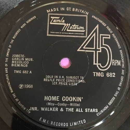 Junior Walker-Home cookin'-TMG 682 E