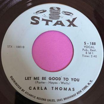Carla Thomas-Let me be good to you-Stax E+