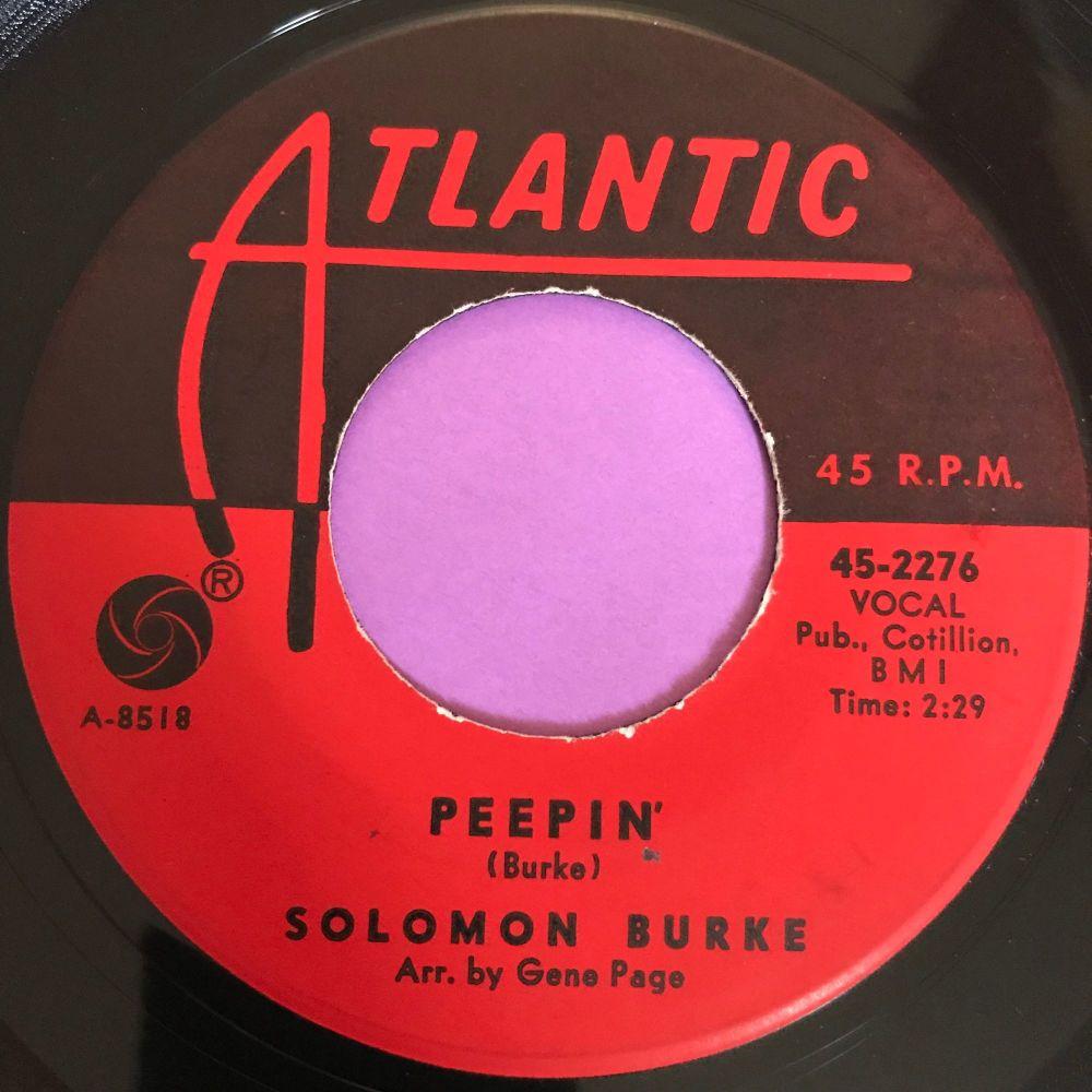 Solomon Burke-Peepin'-Atlantic E
