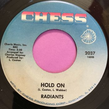 Radiants-Hold on-Chess E