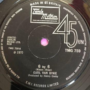 Earl Van Dyke- 6x6-TMG 759 E