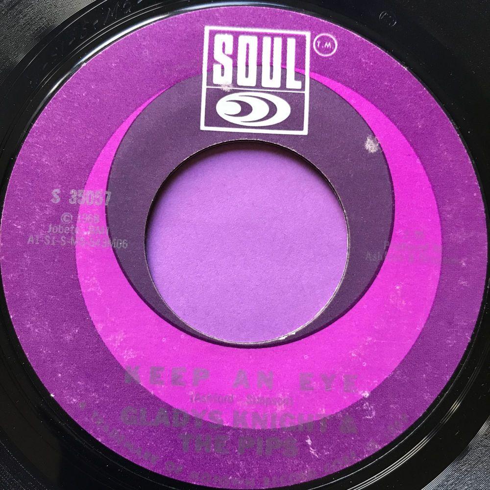 Gladys Knight-Keep an eye-Soul E+