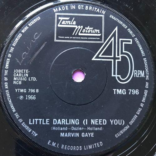 Marvin Gaye-Little darling-TMG 796 E