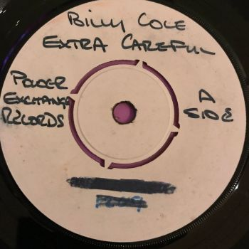Billy Cole-Extra careful-Power exchange test press E