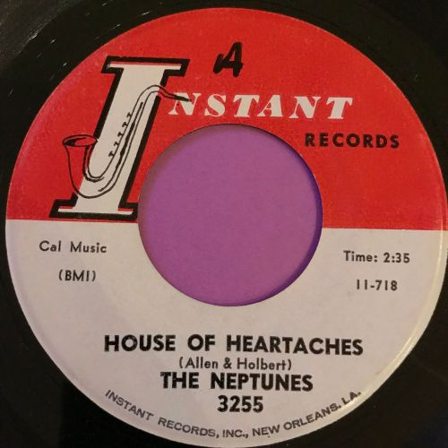 Neptunes-House of heartaches- Instant wol  E+