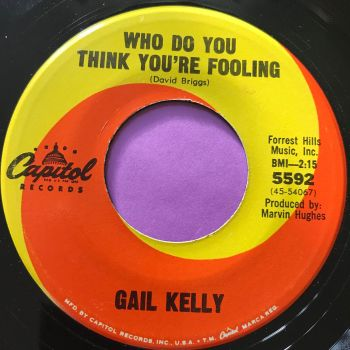 Gail Kelly-Who do you think you're fooling-Capitol E+