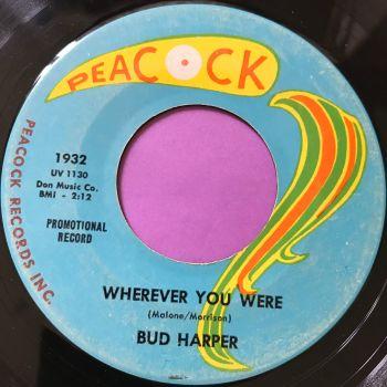 Bud Harper-Wherever you were-Peacock E