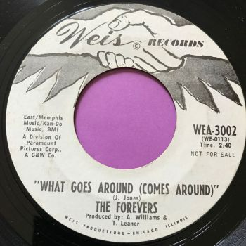 Forevers-What goes around-Weiss WD E+