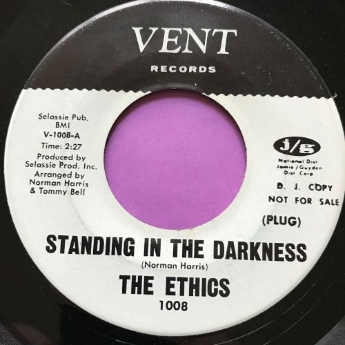Ethics-Standing in the darkness-Vent WD E+