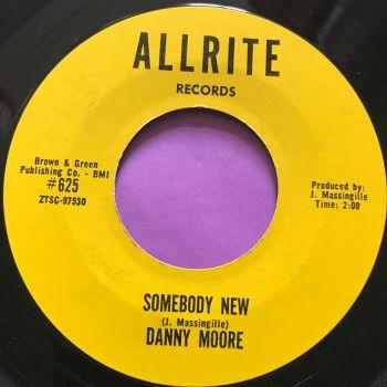 Danny Moore-Somebody new-Allrite E+