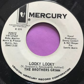 Brothers Grimm-Looky looky-Mercury WD E+