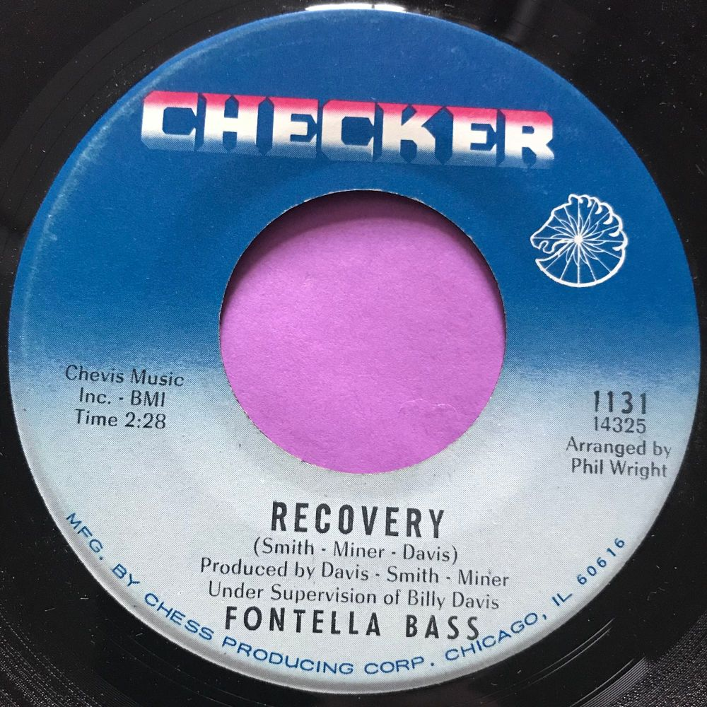 Fontella Bass-Recovery-Checker E+