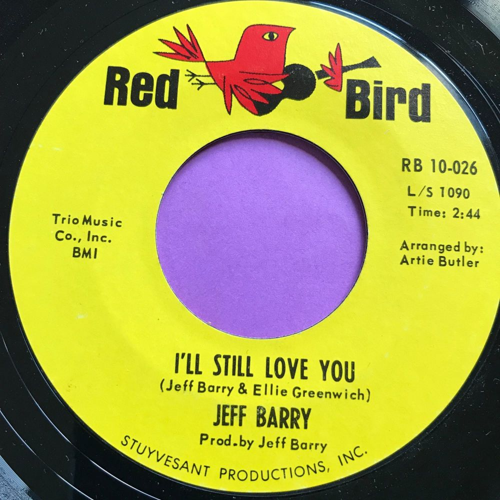 Jeff Barry-I'll still love you-Red bird E