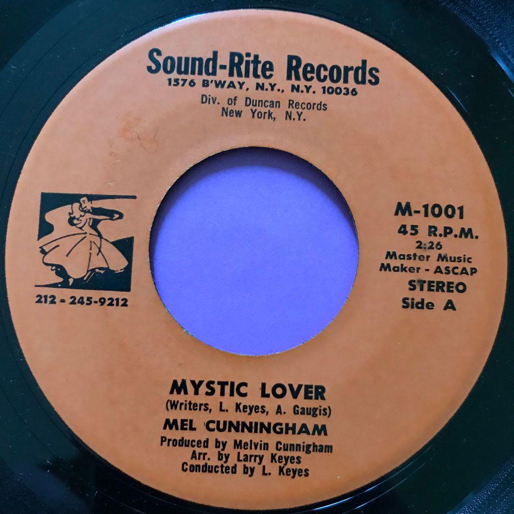 Mel Cunningham-Mystic lover-Sound-rite E+