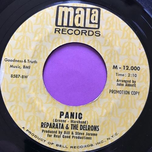 Reparata and the Delrons-Panic-Mala Demo E+