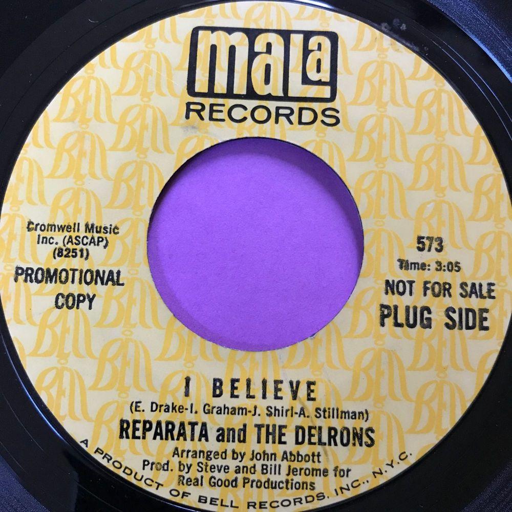 Reperata and the delrons-I believe-Mala Demo E+